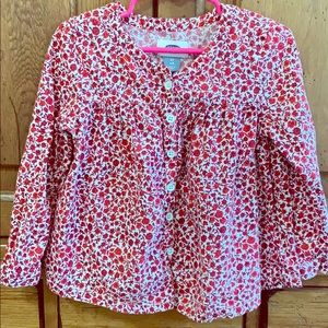 Old Navy, Long Sleeve Girls 4T Top